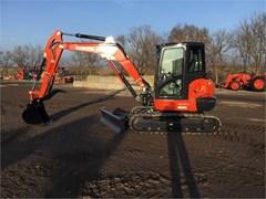 Excavator-Track For Sale 2020 Kubota KX057-4