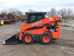 Skid Steer For Sale 2019 Kubota SSV65 , 64 HP