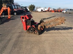 Trencher-Rubber Tires For Sale 2011 Toro TRX20 , 20 HP