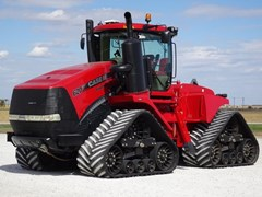 Tractor - Track For Sale 2015 Case IH Steiger 620 Quadtrac , 620 HP