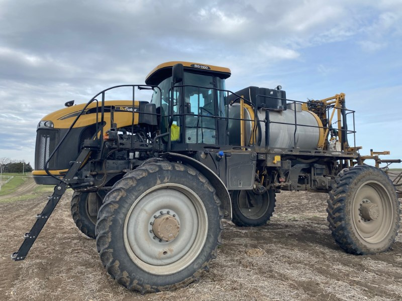 2013 RoGator RG1100 90' Sprayer-Self Propelled For Sale