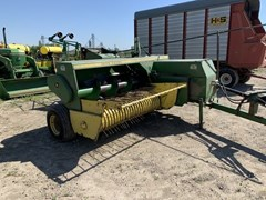 Baler-Square For Sale 1988 John Deere 337