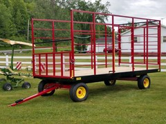 Bale Wagon-Pull Type For Sale 2020 Misc
