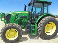 Tractor For Sale John Deere 6105E , 105 HP