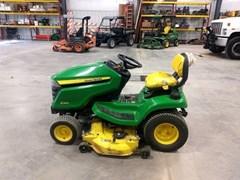 Riding Mower For Sale 2014 John Deere X360