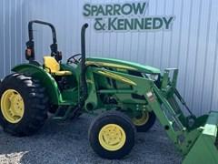 Tractor - Utility For Sale John Deere 5045E , 45 HP