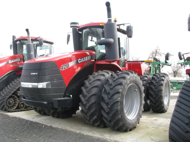 2019 Case IH 420HD Tractor - 4WD For Sale