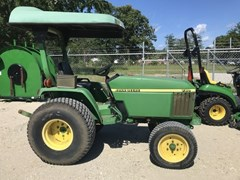 Tractor - Compact Utility For Sale 2005 John Deere 790 , 30 HP