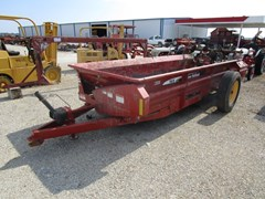 Manure Spreader-Dry/Pull Type For Sale 2006 New Holland 165