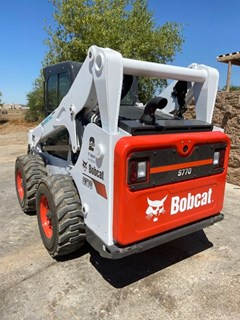 Skid Steer  Bobcat S770 T4