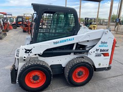 Skid Steer  Bobcat S550 T4