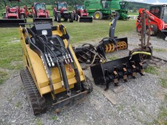 Skid Steer-Mini For Sale 2017 Mattson ML525 , 25 HP