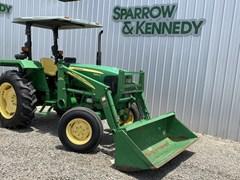 Tractor - Utility For Sale John Deere 5045D , 45 HP