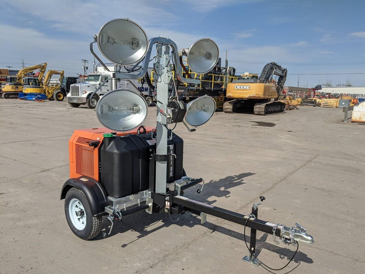 2020 Other 4MK8K Light Plant For Sale
