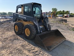 Skid Steer For Sale 2010 John Deere 332D , 95 HP