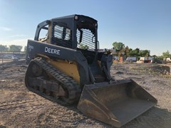 Skid Steer For Sale 2010 John Deere 319D , 68 HP