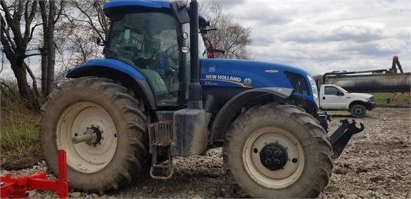 2015 New Holland T7.270 Tractor For Sale