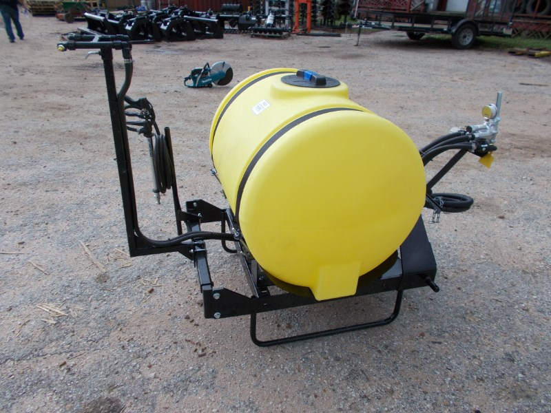 Ag Spray NEW 3pt 110gal boomless sprayer Sprayer-3 Point Hitch For Sale
