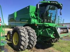 Combine For Sale 2013 John Deere S690