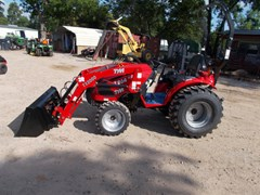 Tractor For Sale:  TYM New TYM T264 diesel 4x4 tractor w/ front loader