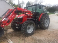 Tractor - Utility For Sale 2019 Massey Ferguson 6712 , 100 HP