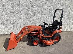 Tractor - Compact For Sale 2017 Kubota BX2370RV60D-1