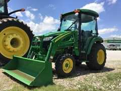 Tractor - Compact Utility For Sale 2015 John Deere 3046R