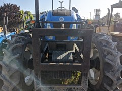 Tractor - 4WD For Sale 2015 New Holland TS6.120 , 99 HP