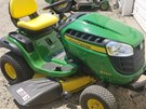 Riding Mower For Sale:  2017 John Deere S240 , 18 HP