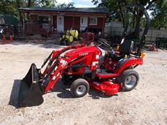 Tractor For Sale:  TYM New TYM T224 diesel 4x4 tractor w/ loader & mower