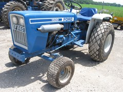 Tractor For Sale 1979 Ford 1500
