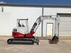 Excavator-Mini For Sale:  Takeuchi TB153FR