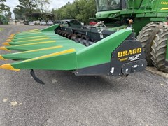 Header-Corn For Sale 2014 Drago 8 row narrow