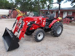 Tractor For Sale:  TYM New TYM T354 diesel 4x4 tractor w/ front end loade