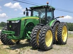 Tractor - Row Crop For Sale 2015 John Deere 8295R , 295 HP