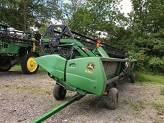 Header-Auger/Flex For Sale 2009 John Deere 635F