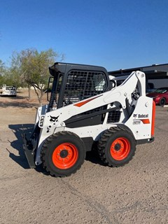 Skid Steer  Bobcat S570 T4