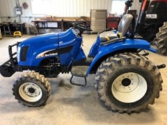 Tractor - Compact Utility For Sale 2006 New Holland TC31DA , 31 HP