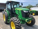 Tractor - Utility For Sale:  2015 John Deere 6105D , 105 HP