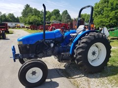 Tractor For Sale 2001 New Holland TN70R2 , 56 HP