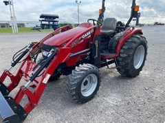 Tractor For Sale 2008 Case IH DX45 , 45 HP