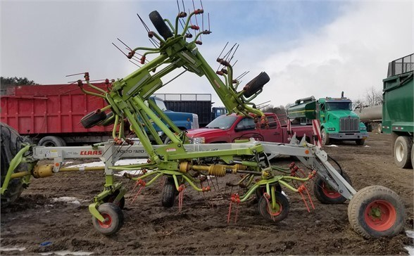 2012 CLAAS VOLTO 1320T Misc. Ag For Sale