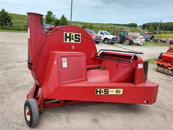 2006 H & S 860 Misc. Ag For Sale