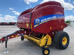 Baler-Round For Sale 2016 New Holland Roll Belt 560