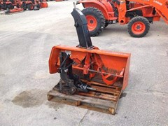 Snow Blower For Sale 2005 Kubota BX2750