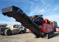 Crusher - Impact For Sale 2019 Finlay I-120RS