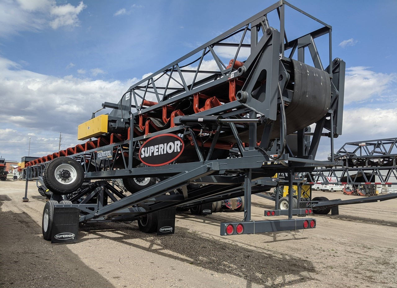 2019 Superior 30X95PRSC Conveyor - Stacking For Sale