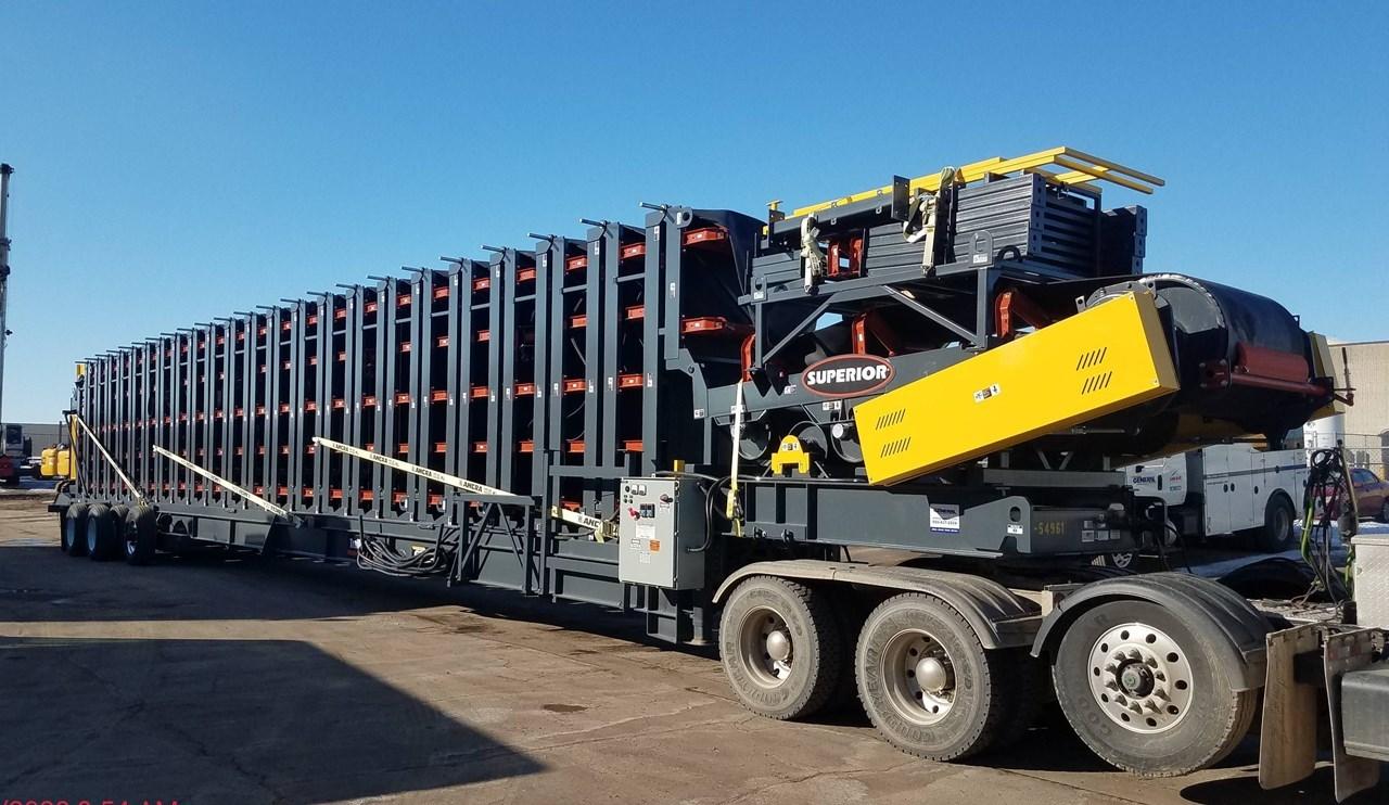 2019 Superior 42X500PGLC Conveyor - Transfer For Sale