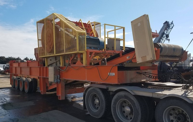 TRIO 3254 Crusher - Jaw For Sale