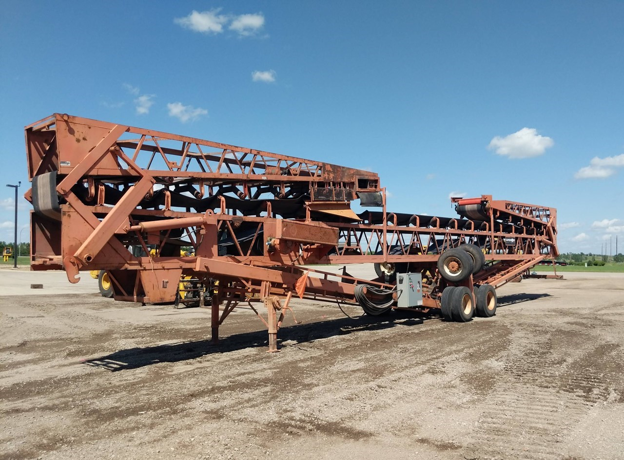 1995 Superior 36X125PRSC Conveyor - Stacking For Sale